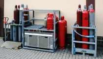 Our Trace Moisture Analyzers cn also be used in technical gases